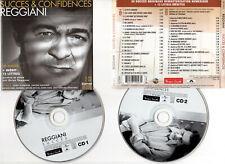 "SERGE REGGIANI ""Succès & Confidences"" (2 CD) 42 Titres 2003"