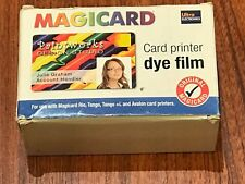 Magicard LC8/D MFR # M9005-758 YMCKOK Color Ribbon - New