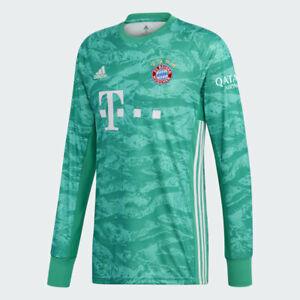 adidas FC Bayern München Torwarttrikot Manuel Neuer grün WEIHNACHTSSCHNAPPER