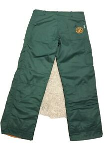 sthil chainsaw trousers Size Medium