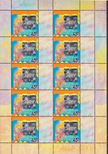 Australia Stamps 1999 Celebrate 2000 MUH Holographic Sheetlet Fireworks New Year