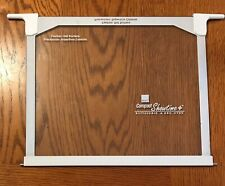 Ronco Showtime Rotisserie Model 2500/3000-Glass Door (White)-Replacement-New