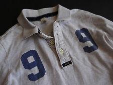 RA RE Super Cool Boys Rugby Shirt LG POLO TG. 116-128