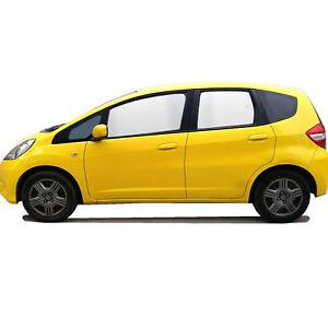 Fit For Honda FIT 2008-2013 Hatchback Front Back Side Window Sun Shade 4pcs