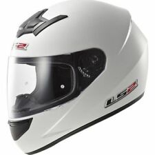 Gloss Motorcycle Plain LS2 Vehicle Helmets