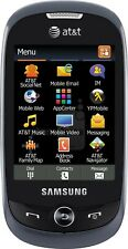 Samsung Flight Ii Sgh-A927 - Black (Gsm Unlocked) Cellular Phone Used!