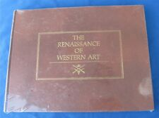The Renaissance of Western Art (1974 Hardcover) Franklin Mint
