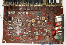 RF PCB From Radiotehnika T-101-Stereo Receiver (ex-USSR)
