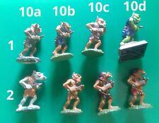 8x C15 FTO-10 orc firing crossbow x-bow citadel gw fantasy tribes variants