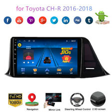 """9"""" 1080P Android 9.0 Car GPS Navi Stereo Radio Player for Toyota CHR 2016-2018"""