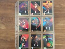 BASKETBALL SKYBOX CARDS GREATEST PLAYERS LOT LARY BRID, DELL CURRY,GARY PAYTON