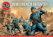 Airfix 1/76 French Infantry (WWI) 'Vintage Classic series' # 00728