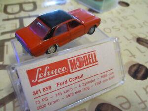 Schuco 1:66 Ford Consul  von 1973 mit OVP