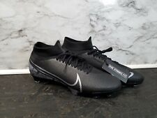 Nike Mercurial Superfly 7 Pro Fg 'New Black Men's 8 Soccer Cleats At5382-001