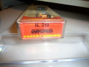 Minitrix Hornby N219 Class 47 541 in 'The Queen Mother' Boxed VGC