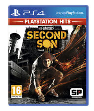 INFAMOUS Second Son Hits   PS4  (sn1)