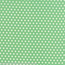 MODA Fabric ~ 30's PLAYTIME ~ Chloe's Closet (33047 17) Green - by 1/2 yard