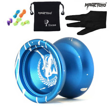 Authentic Magicyoyo N12 Shark Honor Unresponsive Yoyo with Pouch and 5 Strings
