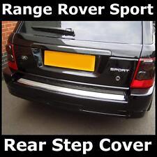 Chrome Rear BUMPER STEP tread TRIM cover for Range Rover Sport TDV6 TDV8 new