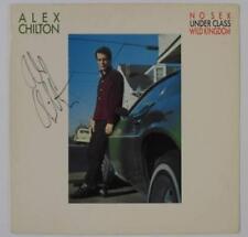 """Alex Chilton BIG STAR Signed Autograph """"No Sex"""" Album Record Vinyl LP Box Tops"""