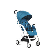 Blue Foldable Baby Kids Travel Stroller Newborn Infant Buggy Pushchair Child