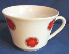 Seltmann Weiden, Kaffeetasse, Tasse  Anja rote Blume, Prilblume weitere