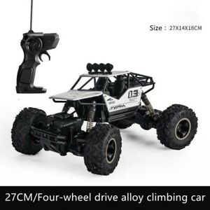 1:12 4WD RC Truck Climbing Car Off-Road Vehicle Remote Control Crawler Buggy Toy