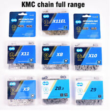 KMC X8/9/10/11/12 Z9/8.3 Bicycle Chain 116L 11/10/9/8 Speed with Magic Button