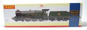 "Hornby R3301 OO Gauge BR 4-6-0 Castle Class Special Edition ""5043"" W/ESU Sound"