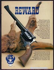 1979 ABILENE Revolver U S. US Arms Photo AD Great-looking Advertising Page