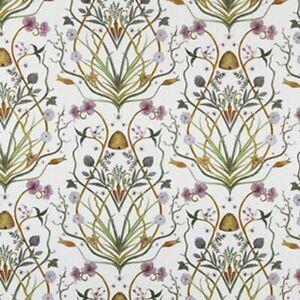 Belfield Home - Potagerie - Cream - Fabric Remnant - 160cm x 30cm - Face Masks