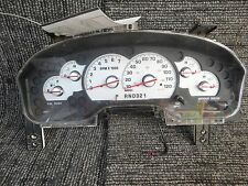 (CL1114) 2002 MERCURY MOUNTAINEER SPEEDOMETER CLUSTER *TESTED 105K 1L2F-10849-JF