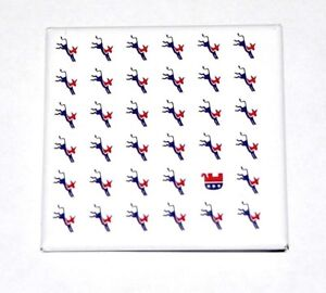 2008 BARACK OBAMA JOE BIDEN campaign pin pinback button political DEMOCRATIC