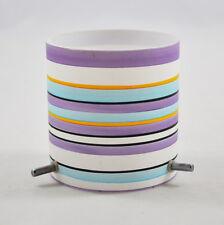 Brilliant g13134 sustituto vidrio/lámparas vidrio/lámpara (multicolor a rayas) qt14 g9