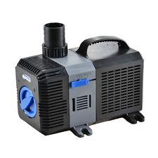 Submersible Aquarium Fountain Pond Eco Water Pump  70W 8000L/H CTP-8000