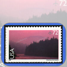 2008 13 MILE WOODS Scenic American Landscapes 72¢ Single AIR MAIL #C144