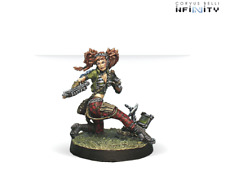Infinity Dire Foes Isobel McGregor metal miniature new