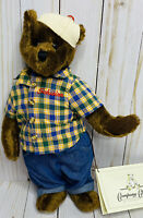 Douglas Company Classics Plush Teddy Brown Bear Schwinn Only 1200 Made