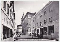 Pistoia Tarjeta Postal Fg Antigua Calle Roma Palacio de La Y Telecomunicaciones