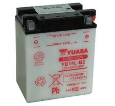 Genuine Yuasa YB14L-B2 Motorbike Motorcycle 12V Battery