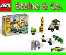NEU LEGO® Steine Creator  & Co. 4637 SAFARI Zoo Tiere Afrikas