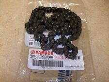 NEW GENUINE OEM YAMAHA CAM TIMING CHAIN XT 550 600 TT XT SRX 600 GRIZZLY 600 ATV