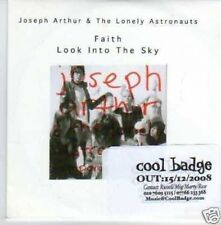 (405I)Joseph Arthur & The Lonely Astronats,Faith- DJ CD