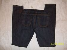 NWT YANUK DK WASH T-STITCH PAGE JEANS W 24 RET $196.99 MADE IN USA NICE MUST SEE