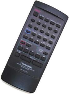 Genuine Panasonic RAK-SC307WM Audio Remote SC-CH11 SA-CH11 SC-CH33 SA-CH33