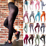 Women High Waist Seamless Sport Yoga Pants Fitness Gym Leggings Workout Trousers