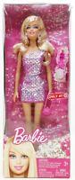 2011 Mattel Target Exclusive Pink Sparkle Barbie No. X4857 NRFB