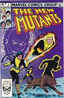 New Mutants #1 VF/NM