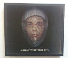 Pet Shop Boys Alternative. Hardback Cardboard Case with Lenticular Cover