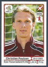 PANINI EURO 2012- #210-DANMARK-DENMARK-EVIAN THONON GAILLARD-CHRISTIAN POULSEN
